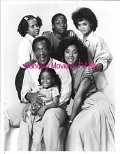 BILL COSBY, LISA BONET & Cast ORIGINAL Series Debut Photo THE COSBY SHOW