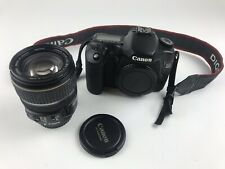 Canon eos 40d camera with 17-85mm Lens  Black