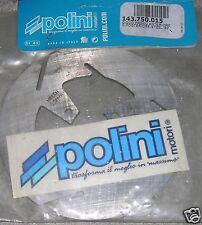 S7 143750015 Polini DISCO FRENO ANTERIORE E POSTERIORE STEEL GP Diametro 130 mm