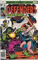 The Defenders #45   March 1977   Marvel Comics