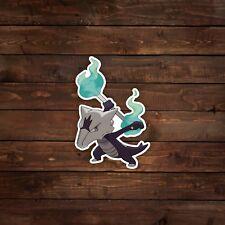 Alola Marowak (Pokemon) Decal/Sticker