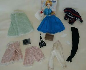 VINTAGE TAGGED IDEAL TAMMY DOLL CLOTHING & ACCESSORIES LOT $16.99