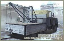 Vomag/FAUNE/Krupp EINHEITSDIESEL dépanneuse lourde avec Bilstein Crane (GERMAN MKGS) 1/35 ibg