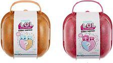 Lot Of 2 LOL SURPRISE! Orange & Pink Bubbly Surprise Authentic NEW