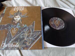 Gojira : Fortitude (LP 2021) Black Vinyl 180g EX/EX