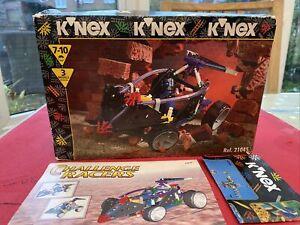 KNex Construction Set - Challenge Racers - 21045