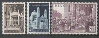 Timbres de Belgique / Belgium ref COB N° 876 --> 878 Neuf **,  MNH