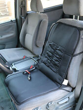 Wagan Deluxe Universal Heated Black Seat Cushion for Office or Automobile 2282