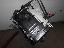 AZV Motor VW Touran 1T 2.0 16V TDI 136ps Motor AZV Zylinderkopf Pumpe Düsen