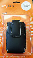 Universal Medium Vertical Case with clip fits Most Small Flip Phones