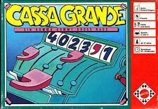 Cassa Grande, Ein Komma kommt groß raus, Mattel, Taktik und Glück, ab 10 Jahre