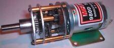 RS Pro, 12 V, 6 â?? 15 V dc, 6000 gcm, Brushed DC Geared Motor, Output Speed 4 r