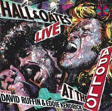Hall & Oates with Ruffin & Kendrick : Live at the Apollo  CD Catnr: PCD1-7035
