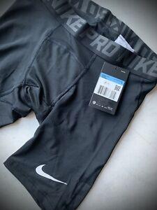 Nike Pro Compression shorts - adult M in black Nike 838061 010 BNWT