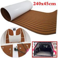 "94""X17"" EVA Foam Boat Marine Flooring Mat Faux Teak Decking Yacht Car Sheet Pad"