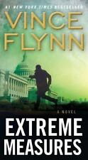 Extreme Measures: A Thriller (Mitch Rapp Novels) by Vince Flynn, Good Book