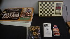 vintage fidelity electronic chess challenger 7  tested and works