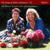 Dame Felicity Lott - Schumann: The Songs of Robert Schumann, Vol. 09  Ann [CD]