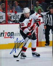 Adam Larsson Autographed 8x10 Photo Edmonton Oilers / Devils Hockey NHL
