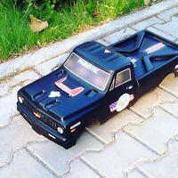Unbreakable rc body for Traxxas XMaxx Chevy C10 !!