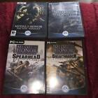 medal of honor BUNDLE Pc allied assault spearhead breakthrough, pacific assault