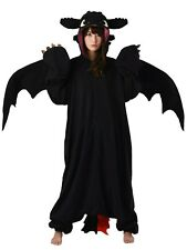 How to Train your Dragon Toothless Kigurumi Sold Out Authentic Hot Topic