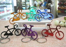 Bicycle Keychain Men Key Chain Bike Keyring Holder Bottle Opener Gift