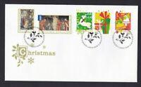 AFD1291) Australia 2012 Christmas FDC International Post