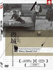 "LI Jun hu ""Where Should I Go?"" 2011 China Documentary Region 3 DVD"