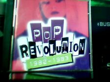 time life pop revolution 1982-1983 tl 708/01 near mint rare 2cd abc h20 smiths