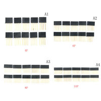 10pcs 2.54 mm Stackable Long Legs Femal Header For Arduino Shield Pip xf