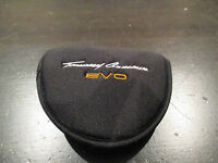 NEW Tommy Armour Evo Putter Head Cover Golf Club Black Orange