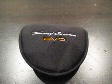 NEW Tommy Armour Evo Putter Head Cover Golf Club Black Orange