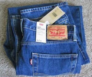 Men's 550 Levis W34 x L32 Relaxed, New