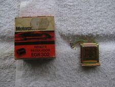 NOS Motorcraft Lucas alternator voltage regulator poss. early Ferguson tractor