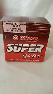 Worth Super Red Dot  Softball - Brand New in The Box!!!