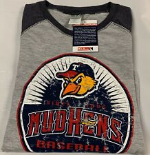 Toledo Mud Hens Baseball Graphic T-shirt Youth M (10-12) NWT