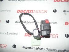 DUCATI MONSTER s2r 1000 Kill Interruttore Kill Switch Interruttore Stop af-898
