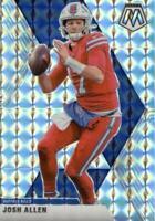 2020 Panini Mosaic Josh Allen Mosaic Silver Prizm #26 SP Buffalo Bills