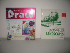 How to draw books - Funky Things & Landscapes