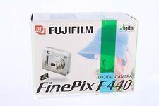 Fujifilm FinePix F440 Digital Camera Boxed