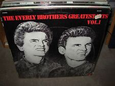 EVERLY BROTHERS greatest hits vol 1 ( rock ) SEALED NEW