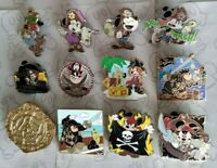 Pirates of the Caribbean Booster Mystery Starter Set Mickey Choose a Disney Pin