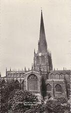 Parish Church From South, ROTHERHAM, Yorkshire RP