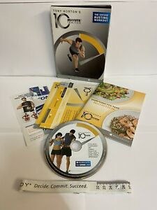 TONY HORTON 10 MINUTE TRAINER BUSTING WORKOUT DVD EXERCISE FITNESS NEW EXCISE