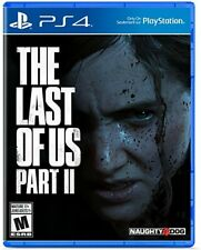 The Last of Us Part II 2 (Sony PlayStation 4 PS4, 2020) LOU