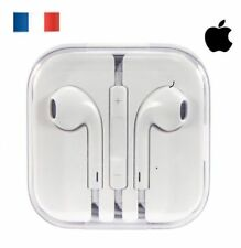 LOT 2 ORIGINAL APPLE earpods écouteurs kit mains libres pour ipad iphone 5 6 7