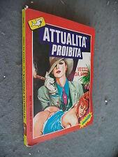 ATTUALITÀ PROIBITA #  30 - VESTITA DA UOMO - 1990 - EDIFUMETTO-SX14