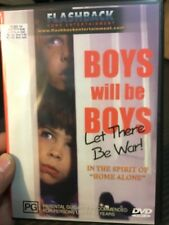 Boys Will Be Boys ex-rental region 4 DVD (1999 Jon Voight family comedy movie)