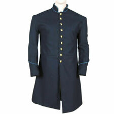 """Civil war Us Union Enlisted Federal Infantry frock coat -Sizes 36""""R- 54"""" R,S & L"""